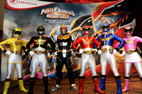 Saban's Power Rangers Megaforce at Kidscreen Summit