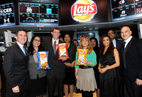 "Lay's ""Do Us A Flavor"" Finalist Announcement at NYSE"