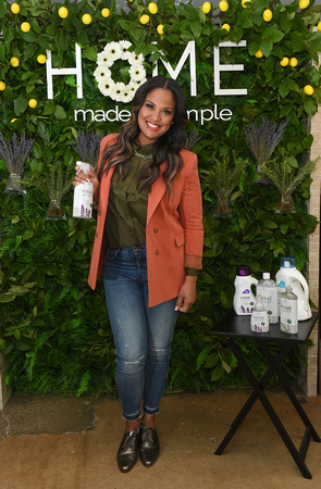 Home Made Simple Launch Event with Laila Ali