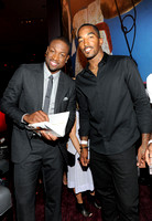 ESPN The Magazine Dwyane Wade Book Party