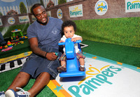 Pampers First Father's Day Cook-Out Celebration