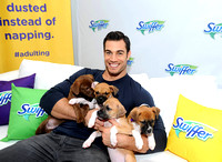 """Hot Vet"" Dr. Evan Antin Partners with Swiffer and Bideawee Anim"
