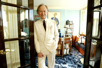 Author Tom Wolfe