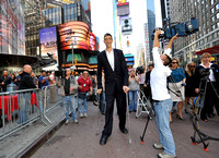 Sultan Kosen - World's Tallest Man